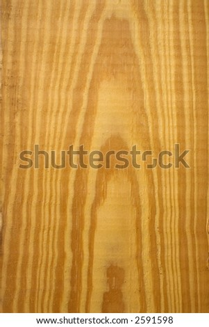 Rough cut pine wood close up of grain - stock photo