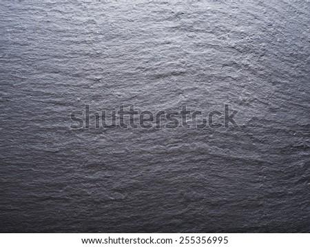 Rough graphite background. - stock photo