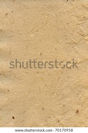 rough handmade paper - stock photo