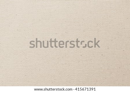 Rough muslin woven texture pattern background light beige cream brown earth color tone Eco friendly raw organic flax sack cloth fabric textile backdrop: Bag rope thread detail textured burlap canvas - stock photo