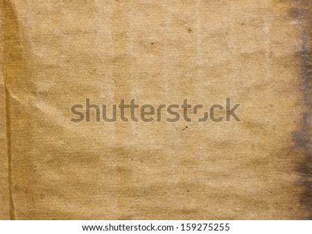Rough paper texture background.