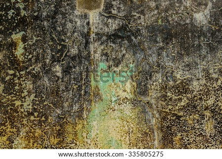 Rough stone mould texture as abstract background composition. - stock photo
