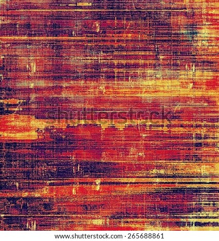 Rough vintage texture. With different color patterns: yellow (beige); purple (violet); pink; red (orange) - stock photo