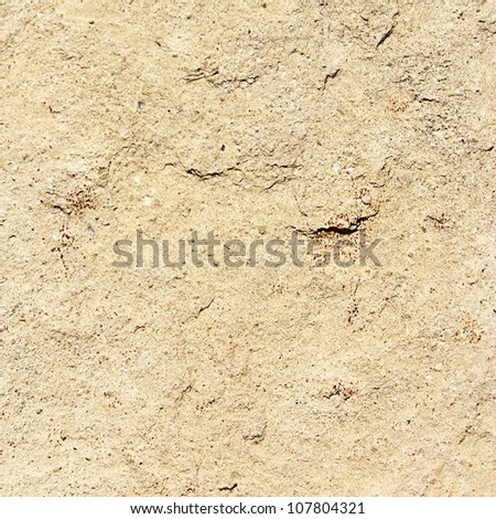 Rough wall texture. - stock photo