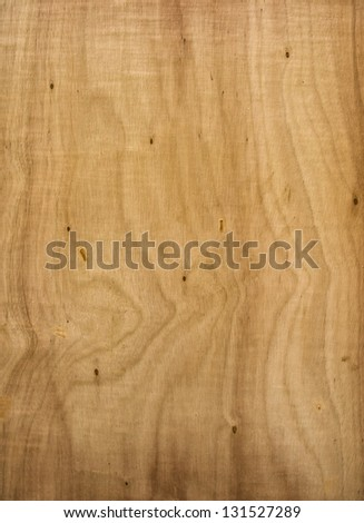 rough wood board - stock photo