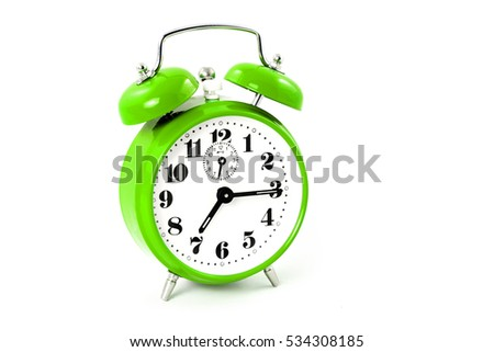 Quarter Past Seven Stock Images Royalty Free Images