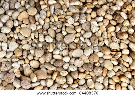 round stone for background purpose - stock photo