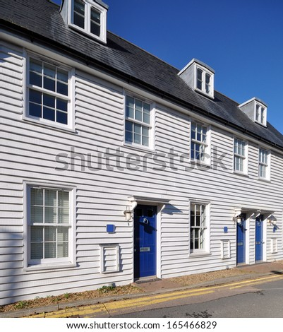 Timber cladding stock photos images pictures shutterstock - The shutter clad house ...