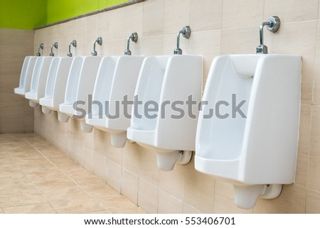 Bathroom Urinal urinal stock images, royalty-free images & vectors | shutterstock