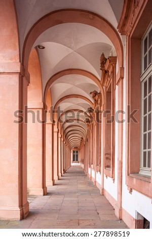 Royal Palace in Rastatt, Black Forest, Baden-Wurttemberg, Germany, Europe