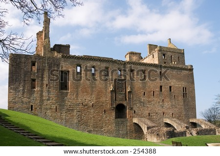 Royal Palace, Linlithgow, Scotland