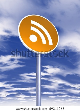 rss traffic sign