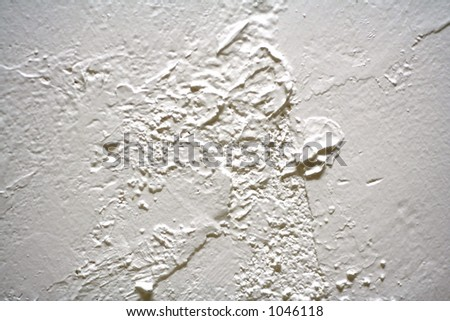 Rugged texturized wall pattern background.