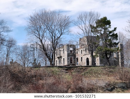 ruins in Portland, Maine / Forgotten by Time