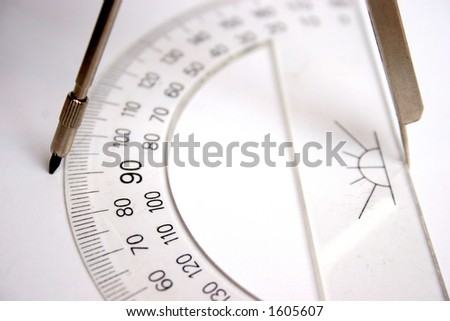 ruler and compasses