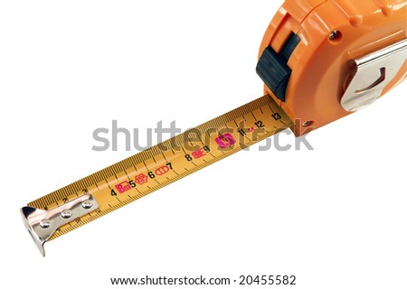 Ruler for measurement of distances