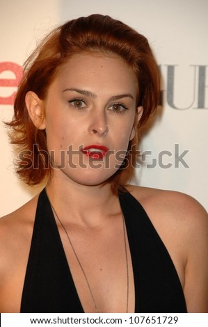 Rumer Willis  at the Teen Vogue Young Hollywood Party. Los Angeles County Museum of Art, Los Angeles, CA. 09-18-08
