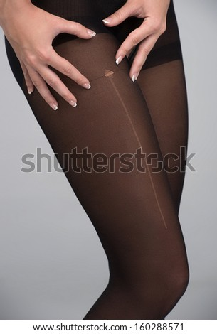Anytime Posing Pantyhose Results 63