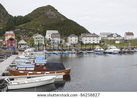 Runde harbour (Norway)