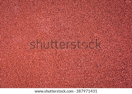 Running track paving surface background