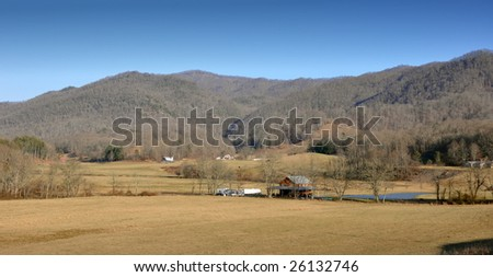 Rural Landscape. (North Carolina).