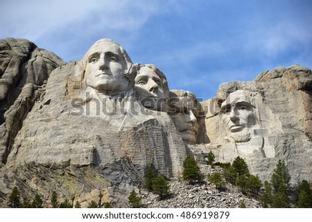 Rushmore National Mamorial