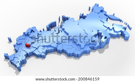 Russia  - stock photo