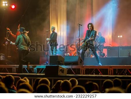 Все запланированные на год концерты Roxette в Европе, включая два...