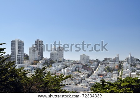 Russian Hill in San Francisco