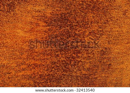 Rust, corrosion - texture - stock photo