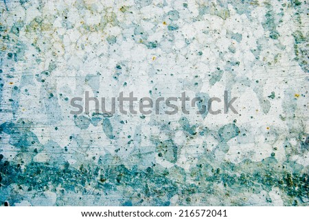 Rusted metal. Grungy background - stock photo