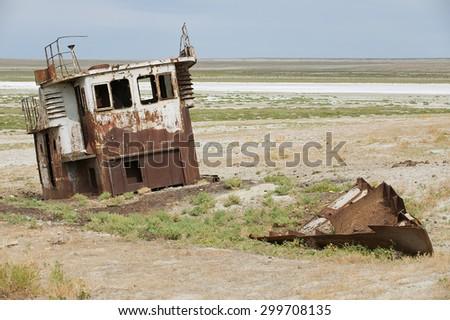 The Aral Sea Crisis