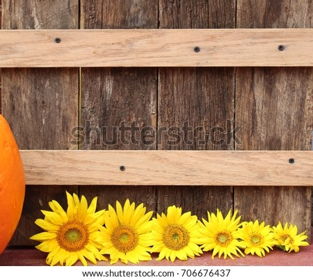 Rustic Fall Background Stock Photo Download Now 706676437
