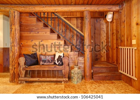 Rustic Cabin Interior Stock Images, Royalty-Free Images & Vectors ...