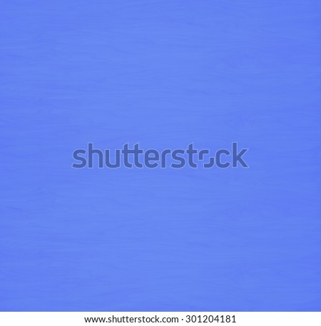 Rustic Painted Plain Pine Wood Board Background with Grain and Extra Space or Room for text, copy, your words or design. Square shape, can crop to horizontal or vertical.   Bright Royal Blue color. - stock photo