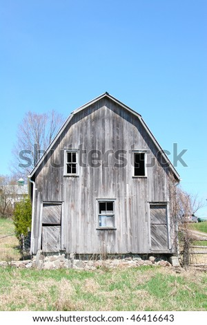 Rustic Tool Shed Stock Photo Royalty Free 46416643