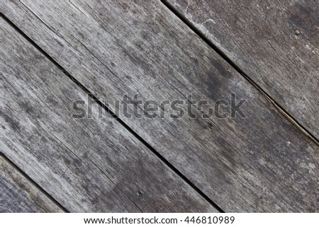 rustic weathered barn wood background - stock photo