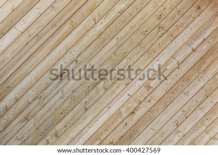 rustic weathered barn wood background diagonal layout boards - stock photo