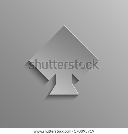 Rustrakehner Color peaks on a gray background - stock photo