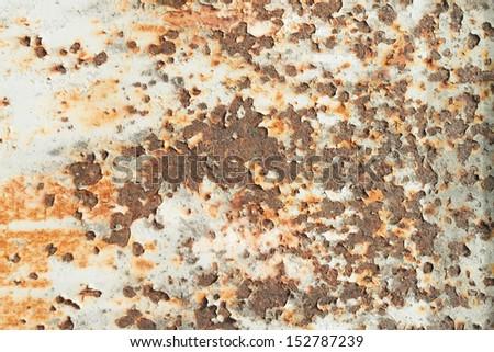 Rusty Background - stock photo