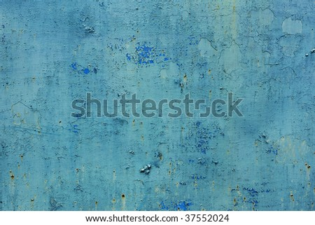 rusty blue background - similar images available - stock photo