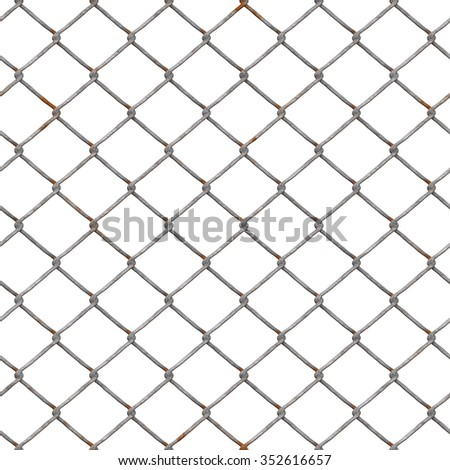 rusty chain link fence texture. rusty chain link wire mesh fence texture background tiles seamless c