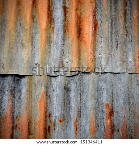 Corrugated Sheet Roof Stock Images Royalty Free Images