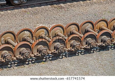 stock-photo-rusty-exhausted-railroad-whe