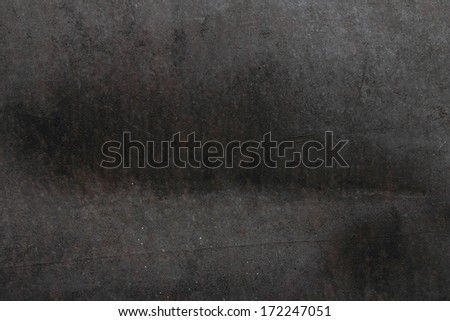 Rusty iron. Background for your design - stock photo