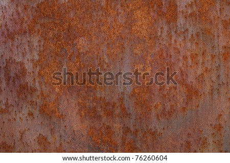 Rusty Iron for background - stock photo