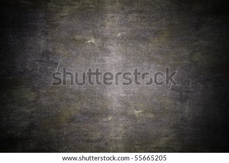 rusty metallic background - stock photo