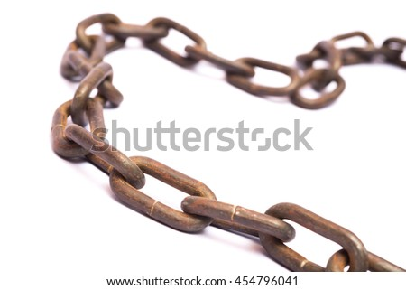 Rusty Old Chains