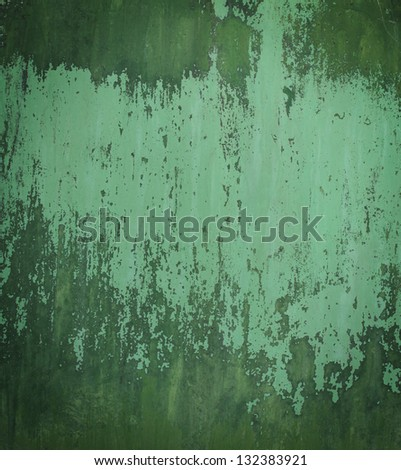 Rusty painted metal surface. High resolution texture