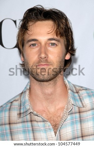 Ryan Eggold  at the CBS, CW and Showtime All-Star Party. Huntington Library, Pasadena, CA. 08-03-09